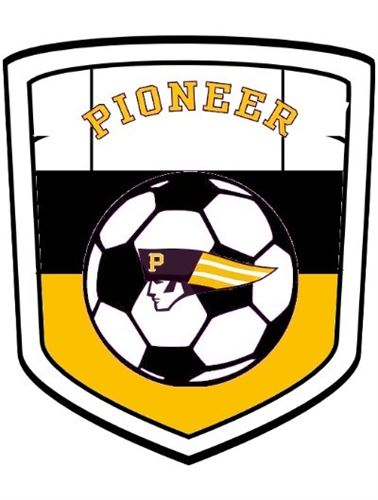 The Pioneer soccer logo